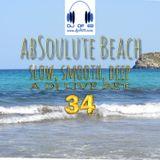 AbSoulute Beach 34 - slow, smooth, deep - A DJ LIVE SET