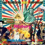 The Hoarders' Vinyl Emporium 185 - 'History'