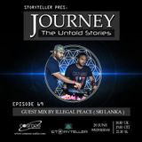 Journey - 69  guest mix by Illegal Peace ( Sri Lanka ) on Cosmos Radio - Germany [20.06.18]