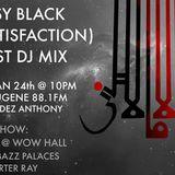 SassyBlack Mix for Dez Anthony & KWVA 88.1 Eugene