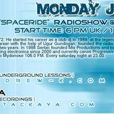 Andrew K & Sertac Kaya @ Space Ride, Eccentric Beats (14-Jun-2004)