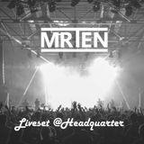 MRTEN - Liveset 3.11.2017 @Headquarter