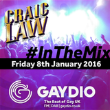 Gaydio #InTheMix - 8th January 2016
