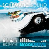 Schematic Sound April 13th 2019 hosted by Schematic @Bassdrive.com
