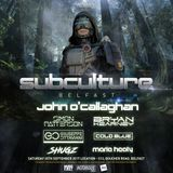04 Cold Blue Live @ Subculture @ S13, Belfast, Northern Ireland 30-09-2017