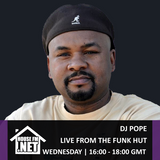 DJ Pope - Live From The Funk Hut 13 MAR 2019