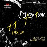 Solomun with Dixon en Sound Tulum 05.01.19