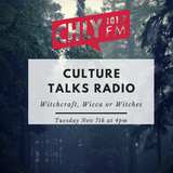 Culture Talks: Witchcraft, Wicca or Witches