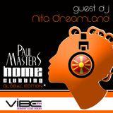 Paul Masters - Home Clubbing Global Edition Vol. 8 | Nita Dreamland (Vibe FM)