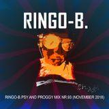 Ringo-B.Psy and Proggy Mix Nr.93(November2018)