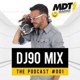 DJ90 Mix #001