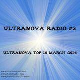 UltraNova Radio № 3 @ TOP10 2014