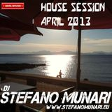 HOUSE SET - APRIL 2013 - DJ STEFANO MUNARI