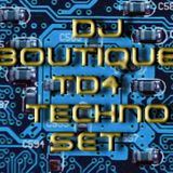TD4 TECHNO SET OCT 2014- 1.5HRS- 125-132 BPM