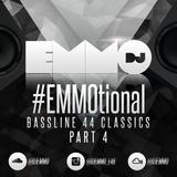 Dj Emmo Presents #EMMOtional Bassline 44 Classics pt 4