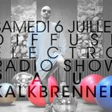 #DERS5 Diffuse Electro Radio Show n°5 w / Paul Kalkbrenner + Interview Vo