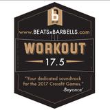 Reebok Crossfit Games 17.5 //-// www.BEATSxBARBELLS.com