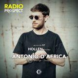RadioProspect 057 - Antonio D'Africa