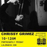 CHRISSY GRIMEZ  001   4.12.15   #LVLZRADIO