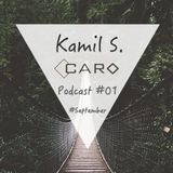 Kamil S. - CARO Podcast #01 (September 2015)