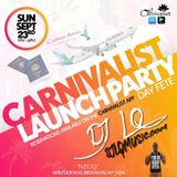 DJ LQ Carnivalist Launch Party Mixtape