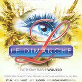 sjoerd @ LE DIMANCHE 31.03.13 (part2) easter afterparty