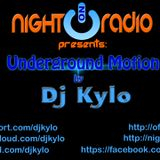 Underground Motion by DJ Kylo  ep 63