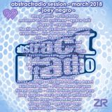 AbstractRadio session - joey negro - march 2018