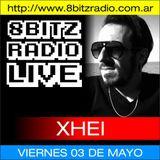 Prog 179 Xhei (Meshk Radio Dj Host) @ 8Bitz Radio 03-05-2013