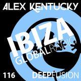 116.DEEPFUSION @ IBIZAGLOBALRADIO (Alex Kentucky) 13/02/18