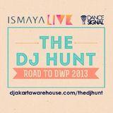 THE DJ HUNT-ADJI RACHMAT