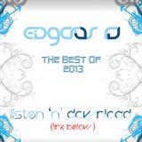Edgaras RV - The Best Of 2013