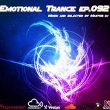 Emotional Trance ep.092(2016) Master dj