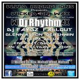 Dj Rhythm @ Wicked On Wax, Walsall Wood, Walsall. Saturday 22nd October 2016