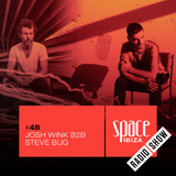 Josh Wink B2B Steve Bug at Kehakuma - June 2015 - Space Ibiza Radio Show #48