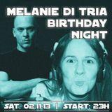 DERB Live @Melanie Di Tria Birthday Night/Engel07 Hannover 2.11.13