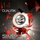 Binary 404 Podcast with Dualitik [2012-8-11]