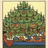 The Fuzzdandy Christmas Acid Folk Mix 60's & 70's Artists