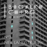 Neil Landstrumm @ 45 Minutes Of Techno Podcast N°3