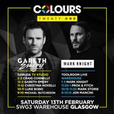 Michael Hutcheson Live from Colours 21st Birthday Glasgow