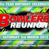 DJ Ben Fisher LIVE @ Bowlers Reunion / Bowlers / Manchester ( 3rd March 2012)