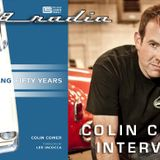 V8 Radio:  Author Colin Comer Interview - Shelby Mustang Fifty Years