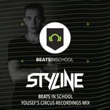 Styline - Beats In School: Yousef's Circus Recordings Mix (Tracks @ 7:25)