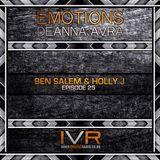Ben Salem & Holly J - Deanna Avra Emotions - IVR 3 - 14 - 15