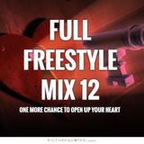 FULL FREESTYLE MIX 12 2015 - DJ Carlos C4 Ramos