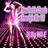 NY's Classic Freestyle Mix V.1