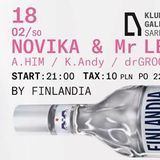 K.Andy&drGroove Live@ SARP 18.02.2017