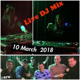 LIVE DJ-mix 10 March 2018, Tommy The Sound & Friends Night - Steamup Radio, RTW