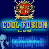 Cool Fusion (2nd blend)