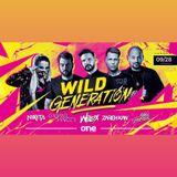 Mark Gasparik live ONE Club Tatabánya Wild Generation 09.28. warm up